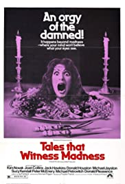 Tales That Witness Madness (1973) Poster - Movie Forum, Cast, Reviews
