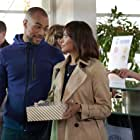Kat Graham and Kendrick Sampson in Fashionably Yours (2020)