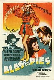 Ice-Capades Revue Poster