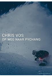 Chris Vos op weg naar Pychang