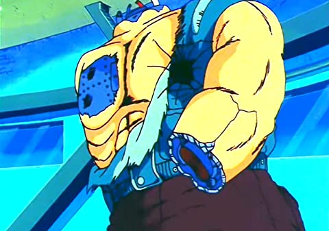 Dragon Ball 1×36 – El Terror de la Torre de Músculos