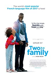 Two Is a Family Poster