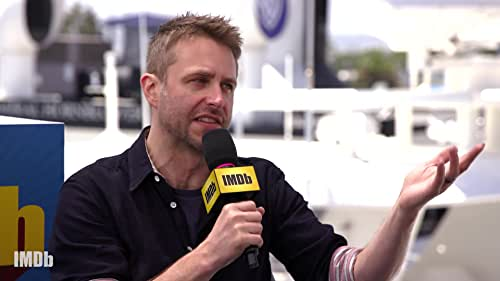 Chris Hardwick Excited for His Animated Amazon Series