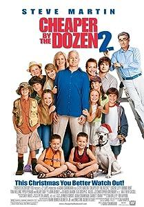 Watch portal movie Cheaper by the Dozen 2 [1280x720p]