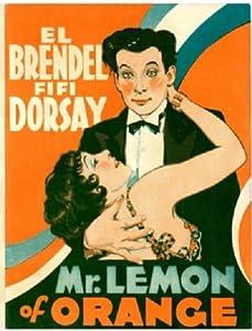 Mr. Lemon of Orange