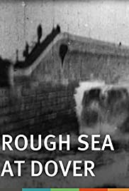Rough Sea at Dover Poster