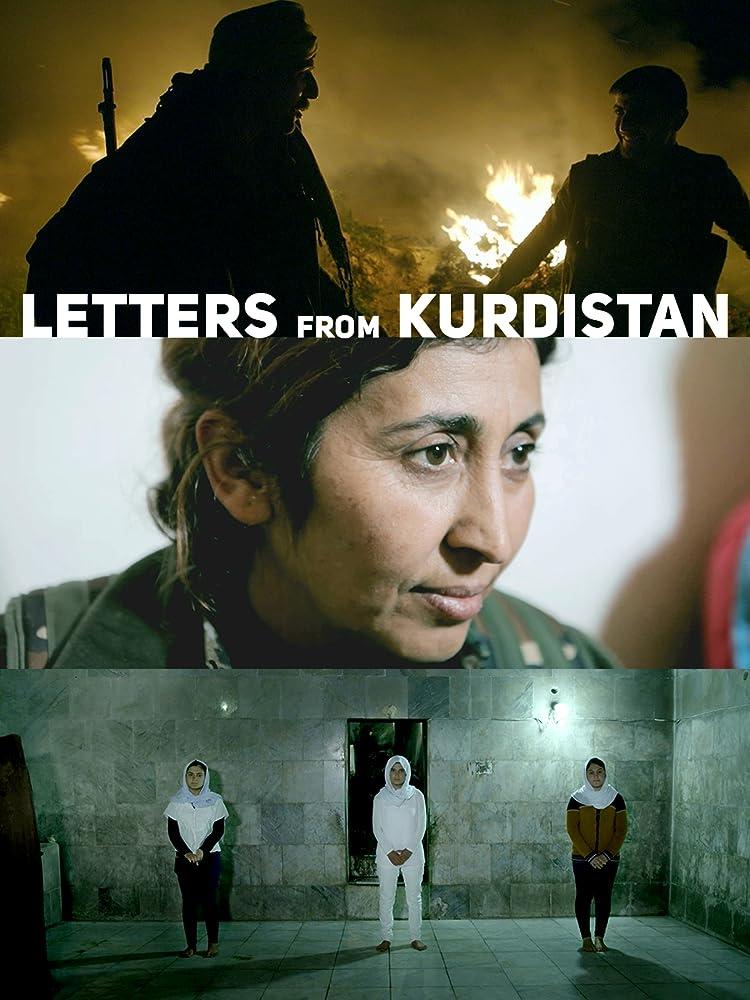 Resultado de imagen de letters from kurdistan
