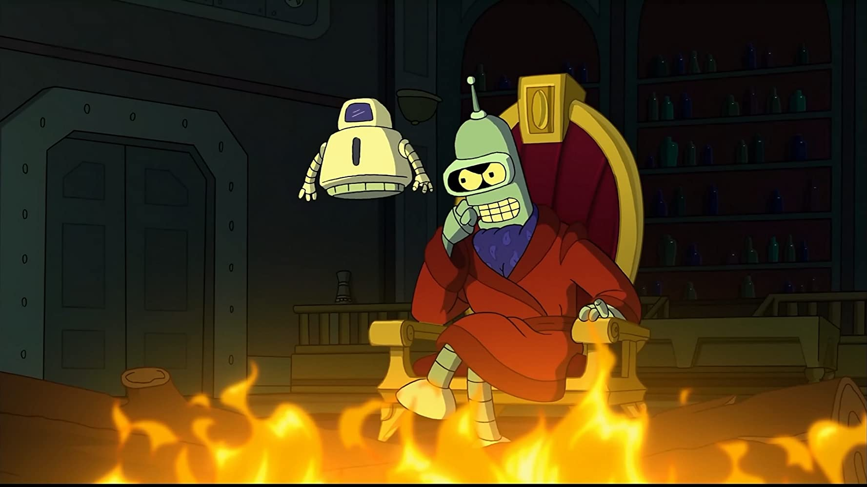 Futurama: The Beast with a Billion Backs (2008)