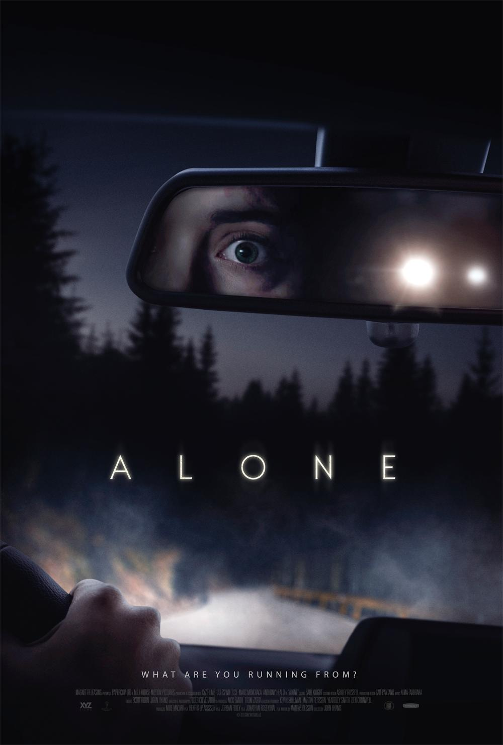 Alone (2020) Telugu Dubbed (Voice Over) & English [Dual Audio] BDRip 720p [1XBET]