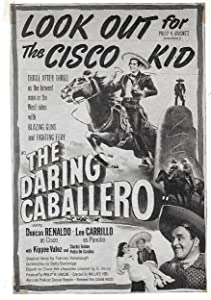 The Daring Caballero movie download in mp4