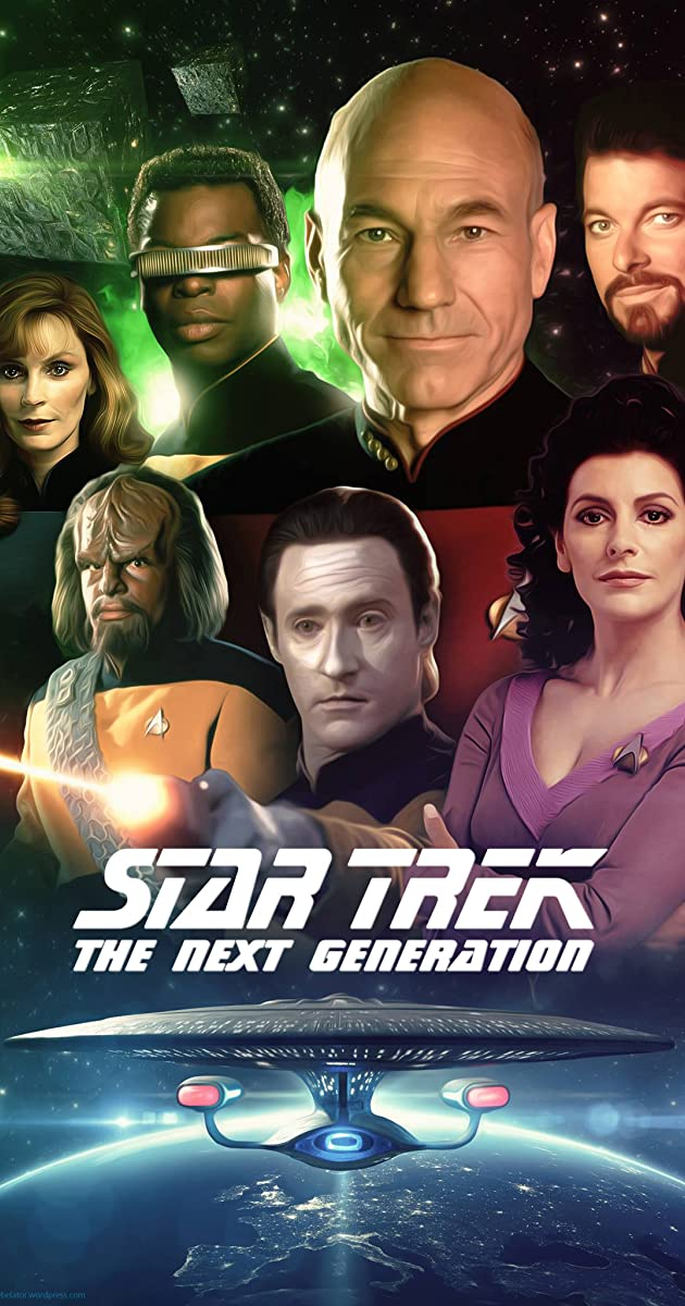 Star Trek The Next Generation Tv Series 1987 1994 Imdb