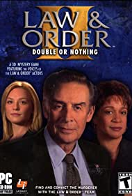 Jerry Orbach, S. Epatha Merkerson, and Elisabeth Röhm in Law & Order II: Double or Nothing (2003)