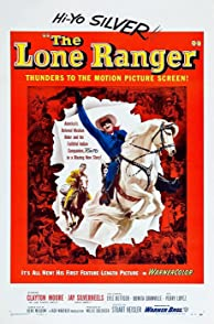 The Lone Rangerโลนเเรนเจอร์