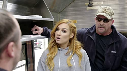 Straight Up Steve Austin: Becky Lynch To A Green Food Truck