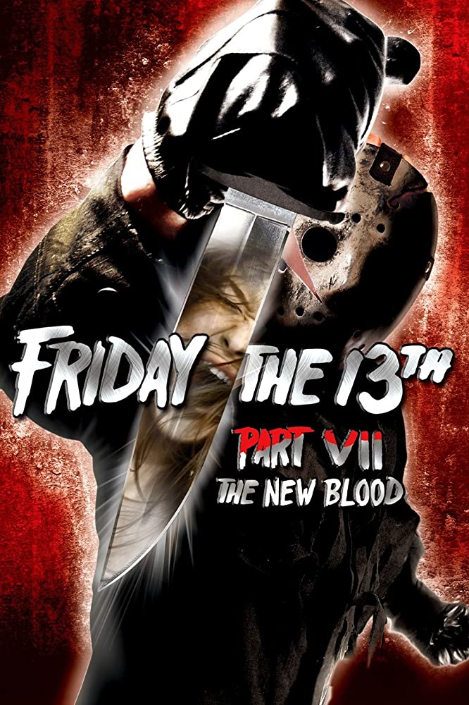 Friday the 13th Part VII: The New Blood (1988) UNRATED Hindi Dual Audio 300MB BluRay ESubs Download