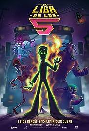 La Liga de los 5 Poster