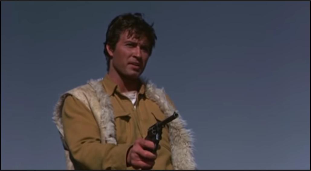 Peter Martell in Due croci a Danger Pass (1967)
