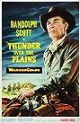 Thunder Over the Plains (1953) Poster