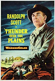 Thunder Over the Plains Poster