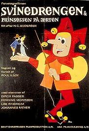 Svinedrengen og prinsessen på ærten Poster