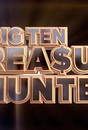 Big Ten Treasure Hunter Poster