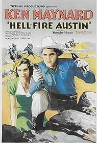 Ken Maynard and Ivy Merton in Hell-Fire Austin (1932)