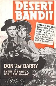 MP4 movie downloads free Desert Bandit by none [480x640]