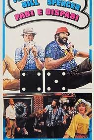 Terence Hill and Bud Spencer in Pari e dispari (1978)
