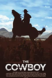 The Cowboy Poster