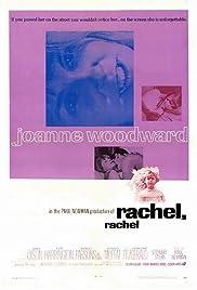 Rachel, Rachel Poster