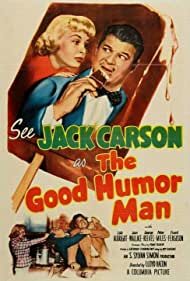 The Good Humor Man (1950) Poster - Movie Forum, Cast, Reviews