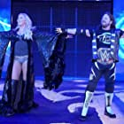 A.J. Styles and Ashley Fliehr in WWE Mixed Match Challenge (2018)