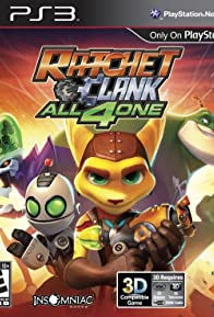 Primary photo for Ratchet & Clank: All 4 One