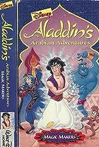 Aladdin's Arabian Adventures: Magic Makers