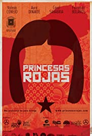 Red Princesses Poster