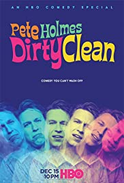 Pete Holmes: Dirty Clean (2018) 720p