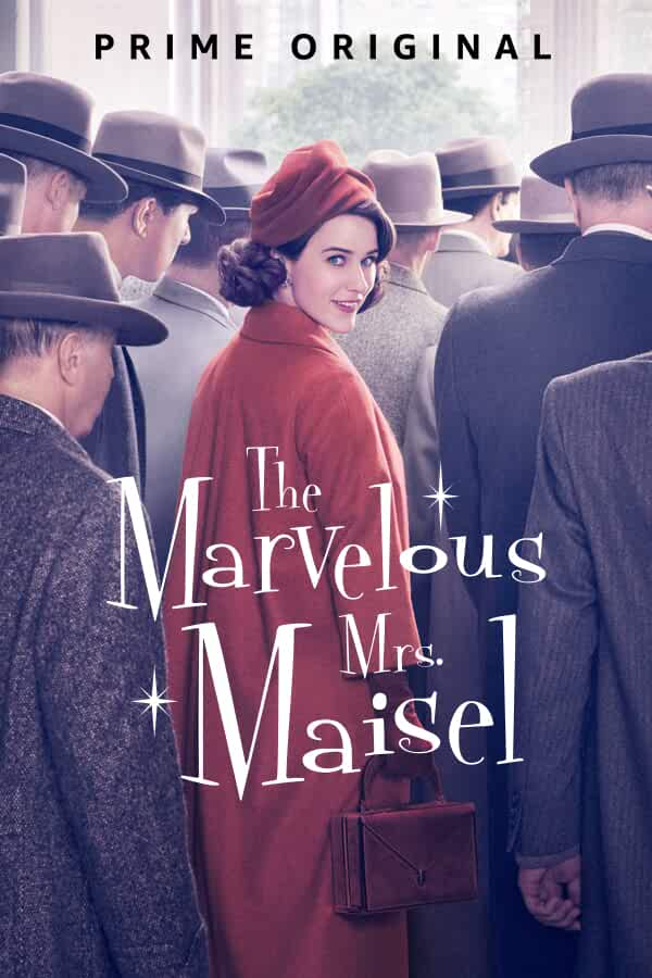 The Marvelous Mrs. Maisel Season 1 Complete