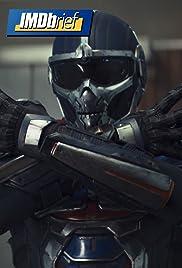 Meet Taskmaster: The 'Black Widow' Big Bad Poster