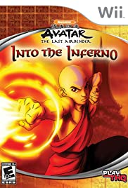 Avatar: The Last Airbender - Into the Inferno Poster