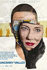 Uncanny Valley Poster