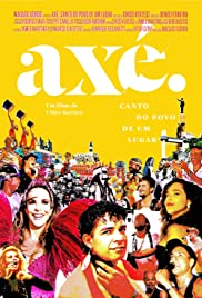 Axe: Music of a People Poster