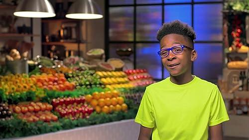 Masterchef Junior: The Restaurant Takeover
