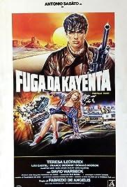 Fuga da Kayenta Poster
