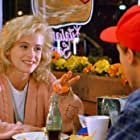 Kristy Swanson and Chad Lowe in Highway to Hell (1991)