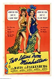 Image result for photos of joan davisin Two Latins From Manhattan