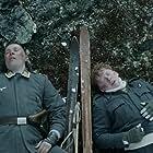 Stig Henrik Hoff and David Kross in Into the White (2012)