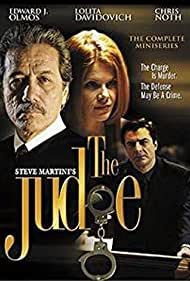 Lolita Davidovich, Edward James Olmos, and Chris Noth in The Judge (2001)