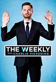 The Weekly with Charlie Pickering Poster