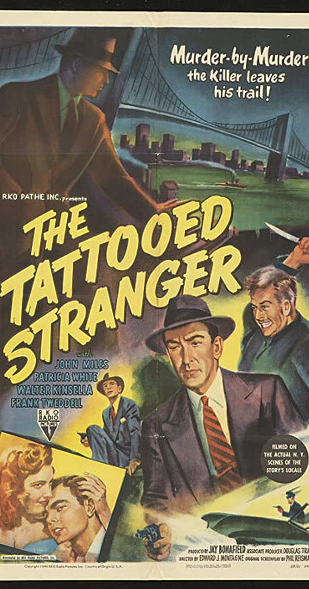 The Tattooed Stranger (1950) - The Tattooed Stranger (1950) - User