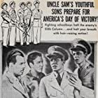 Freddie Bartholomew, Rudolph Anders, Huntz Hall, and Billy Halop in Junior Army (1942)